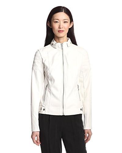 Sam Edelman Women's Faux Leather Jacket