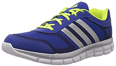 adidas Mens Blue Mesh Shoes - 10 UK/India (44.7 EU)