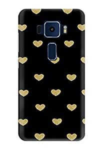 Asus Zenfone 3 ZE520KL Designer Cover Case By CareFone