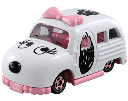 Tomica Tomica Dream Snoopy's Sister Belle - 1