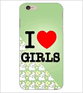 PrintDhaba Quote D-4345 Back Case Cover for APPLE IPHONE 6S (Multi-Coloured)