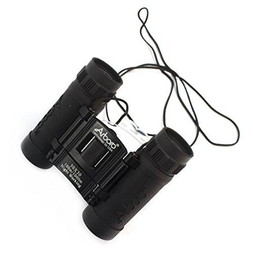 Telescope - 50 X 30 Arboro Pocket Night Working Binoculars Telescopes Black
