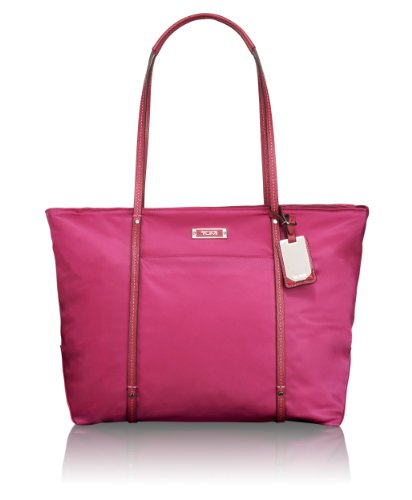 Tumi Luggage Voyageur Quintessential Tote, Raspberry, One Size special discount