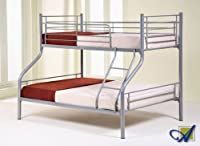 Paris Trio Triple Sleeper Bunk Bed (frame Only)