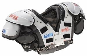 Buy Adams Adult Boss Gridiron Football Shoulder Pad by Adams USA
