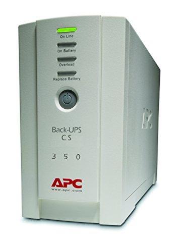 apc-back-ups-cs-350-unterbrechungsfreie-stromversorg-350va-bk350ei-4-ausgange-iec-uberspannungsschut