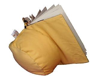 Support pour livres pour lire au lit coussin de lecture - Gros coussin pour lire au lit ...