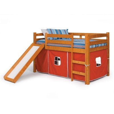 Bunk Beds  Kids  Slide on Alexander Tent Bed With Slide By Meritxell