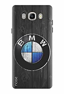 Noise Designer Printed Case / Cover for Samsung Galaxy On8 / Patterns & Ethnic / Bmw Design