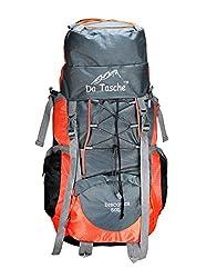 Da Tasche Discover 50L Orange Rucksack