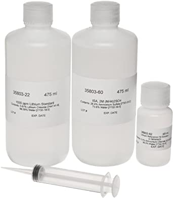 Oakton WD-35802-77 Phoenix Electrode Lithium Solution Kit for Double Junction Electrode
