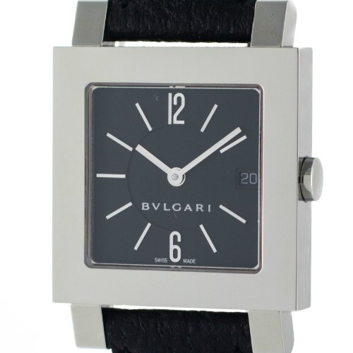 Bvlgari Quadrato SQ27SLD Swiss Quartz Ladies Watch