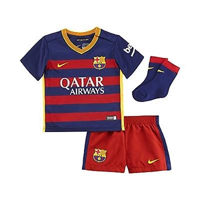 Nike 2015/16 Infant FC Barcelona Home Kit [LOYAL BLUE]