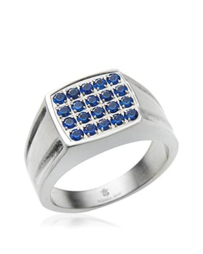 Blackjack Jewelry Anillo Blue Ring