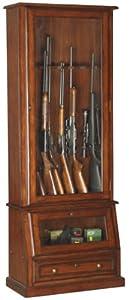 12 Gun Slanted Base Cabinet by American Furniture Classics