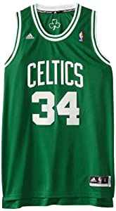 NBA Boston Celtics Paul Pierce Swingman Jersey Green, Small
