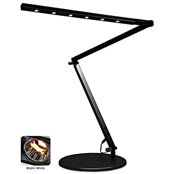 Z-Bar High Power LED Lamp- Metallic Black/Warm Generation 2