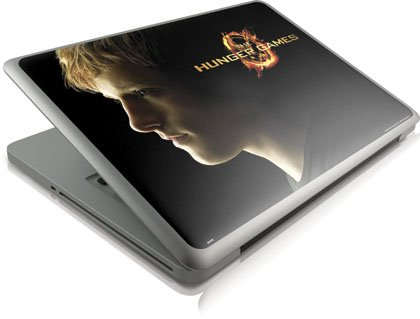 Skinit The Hunger Games -Peeta Mellark Vinyl Laptop Skin for Apple MacBook Pro 13