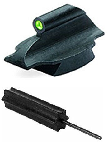 Meprolight The Mako Group Ml34660F.S Tru-Dot® Night Sight Front Sight - Remington 870, 1100 & 11-87 (Before 2010) + Ultimate Arms Gear Pro Disassembly 3/32 Pin Punch Armorers Gunsmith Tool