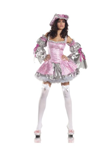 Be Wicked Costumes Women's Antoinette Costume