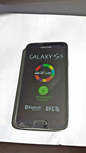 Samsung Galaxy S5 Sm-G900F 4G Lte 16Gb Black - International Unlocked Version