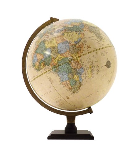 The Bradley Antique 30cm Diameter Globe