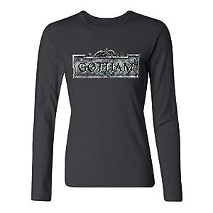 UNNIK Women's TV Series Gotham Long Sleeve T-shirt