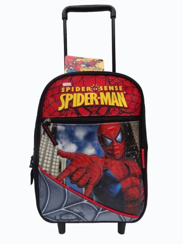 Spiderman Kinder Schultrolley – Rucksack Spider-Sense,