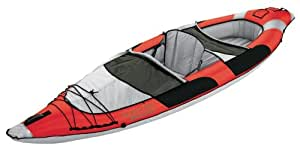 Stearns Spree Two-Person Inflatable Kayak (Red)