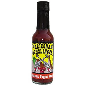 Arizona Gunslinger Habaner Hot Sauce 5oz by Arizona Gunslinger