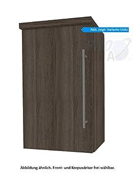 In Crescendo Wall Cabinet (OGA414A7L/R) Bathroom, 40cm