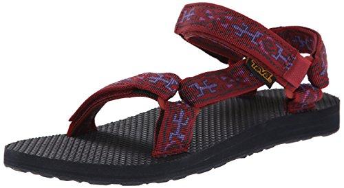 Teva Women's Original Universal Sandal, Old Lizard Red, 7 M US