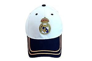 Gorra White Hat Cap : Sports Fan Baseball Caps : Sports & Outdoors