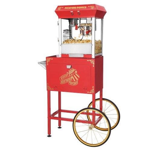 pickford popper popcorn machine