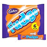 Cadbury Fudge 6 Pack 156g