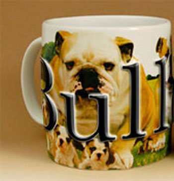 Bulldog - Coffee Mug