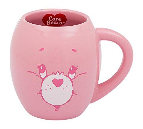 vandor-care-bears-cheer-bear-18-ounce-oval-ceramic-mug-29061