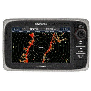 "Raymarine e7D 7"" Multifunction w/Sonar, Internal GPS-USA Si"