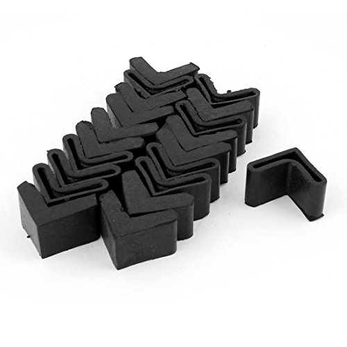 Rubber Furniture Corner Protector Table Edge Cushion Guard