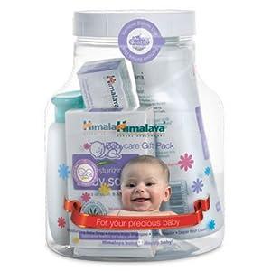 Himalaya Herbals Babycare Gift Jar (Soap, Shampoo and Powder)