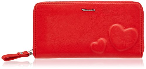 tamarisvalentina-big-zipped-around-wallet-portafogli-donna-rosso-rot-red-500-19x10x2-cm-b-x-h-x-t