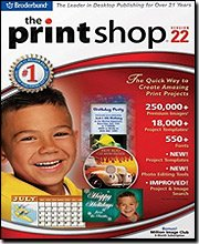 The Print Shop 22 Standard [OLD VERSION]