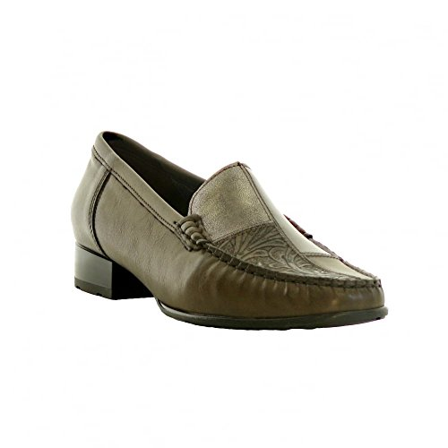 JENNY ARA Jenny Ara Womens Shoe Atlanta 60170 Olive 7 synthetic