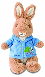 Kids Preferred Peter Rabbit Bean Bag Plush Toy (Discontinued by Manufacturer)