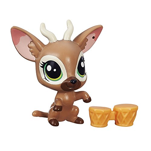 Littlest Pet Shop Get the Pets Single Pack Bongo Brill Doll - 1