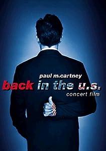 Paul McCartney : Back in the US (2002)