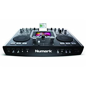 Numark iDJ2 iPod Mixer with Scratch Control
