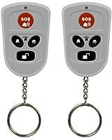Olympia 5906 Télécommande pour système d'alarme Protect 2 pièces