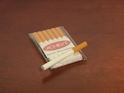 Achieve Quit Smoking- Authentic Feel Fake Cigarettes | Behavior Modification Smoking Cessation Aid (Vapors For Smoking compare prices)