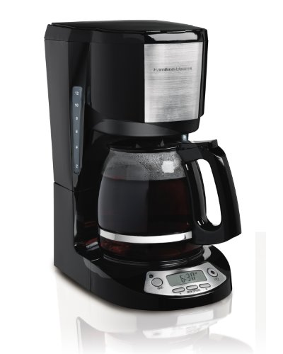 Hamilton Beach 49611 12 Cup Coffeemaker  Digital
